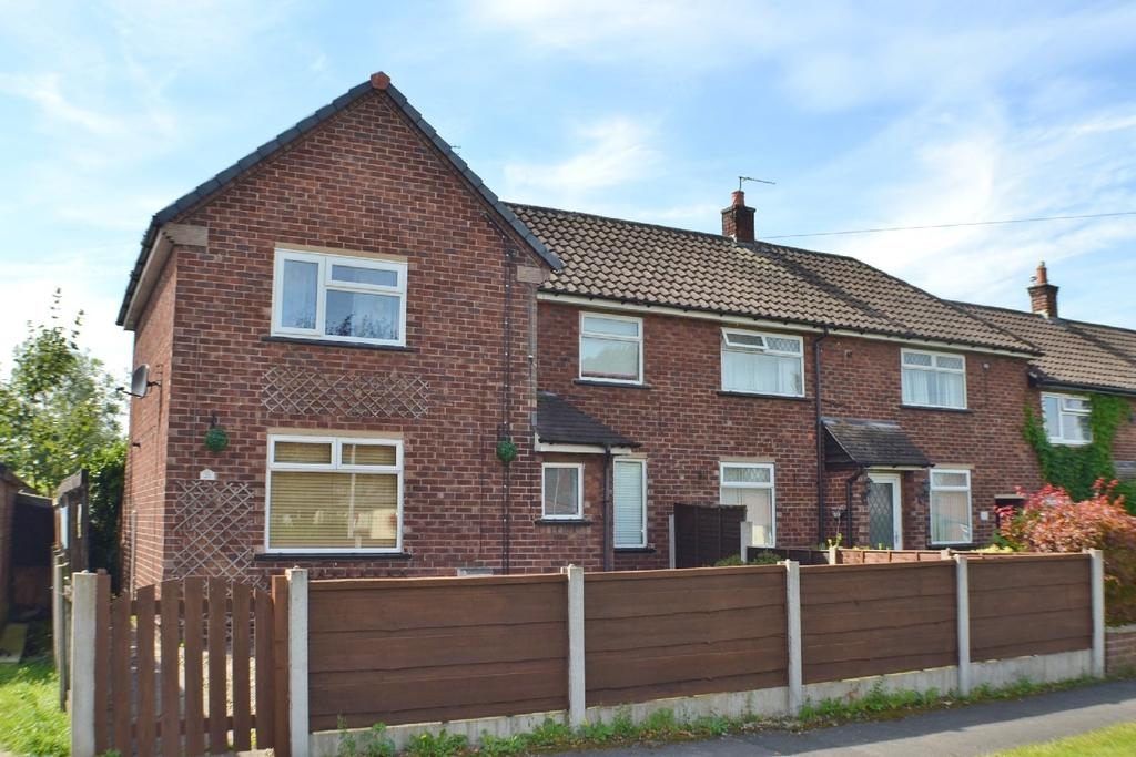 3 Bedrooms End Of Terrace House for sale in Northway, Holmes Chapel