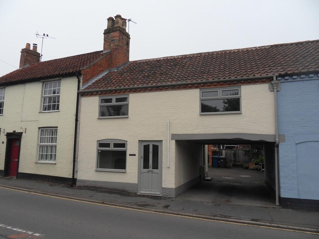 2 Bedrooms Cottage House for sale in Main Street, Rempstone
