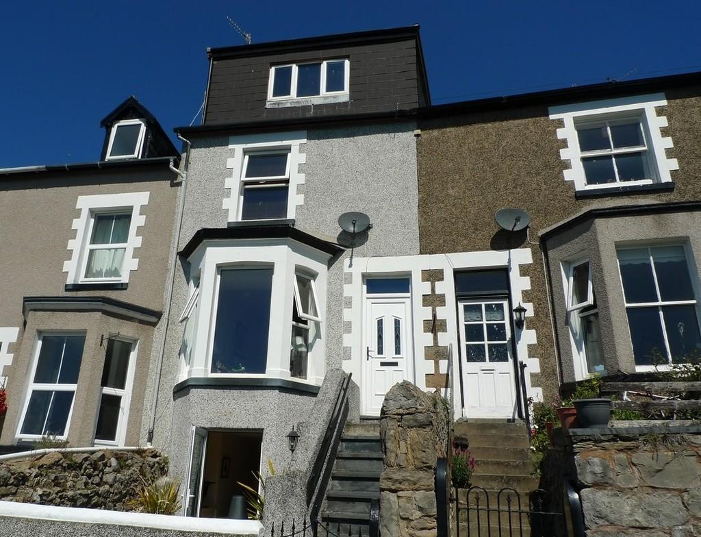 3 Bedrooms Terraced House for sale in Prospect Terrace, Llandudno