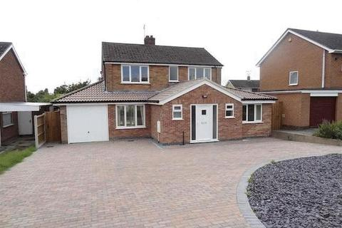 4 bedroom detached house to rent - BLENHEIM DRIVE, DERBY