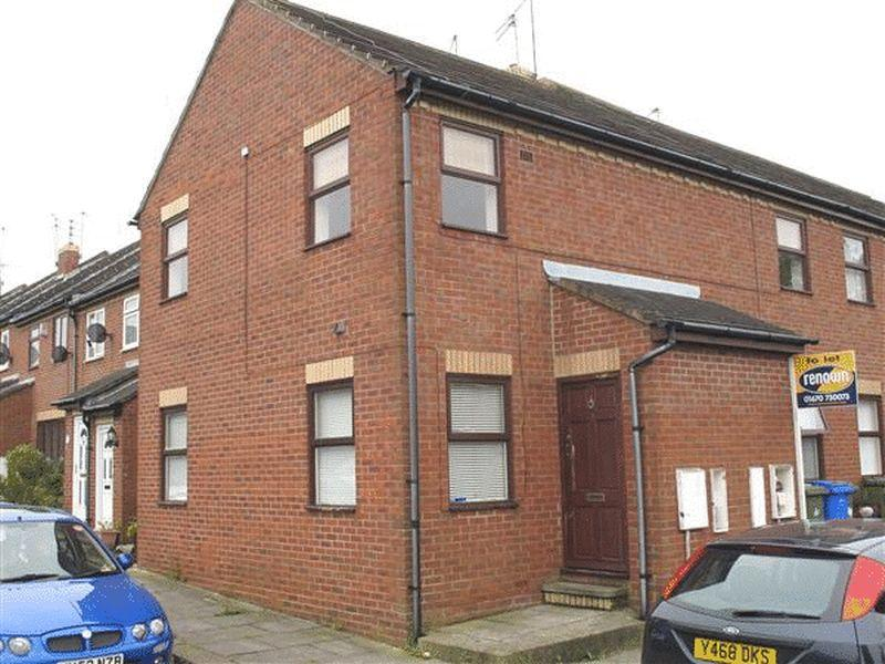 1 Bedroom Apartment Flat for sale in Beecher Street, Blyth