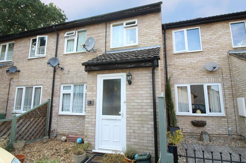 3 Bedrooms Terraced House for sale in Persardi Court, Holt Drive, Colchester, Essex, CO2