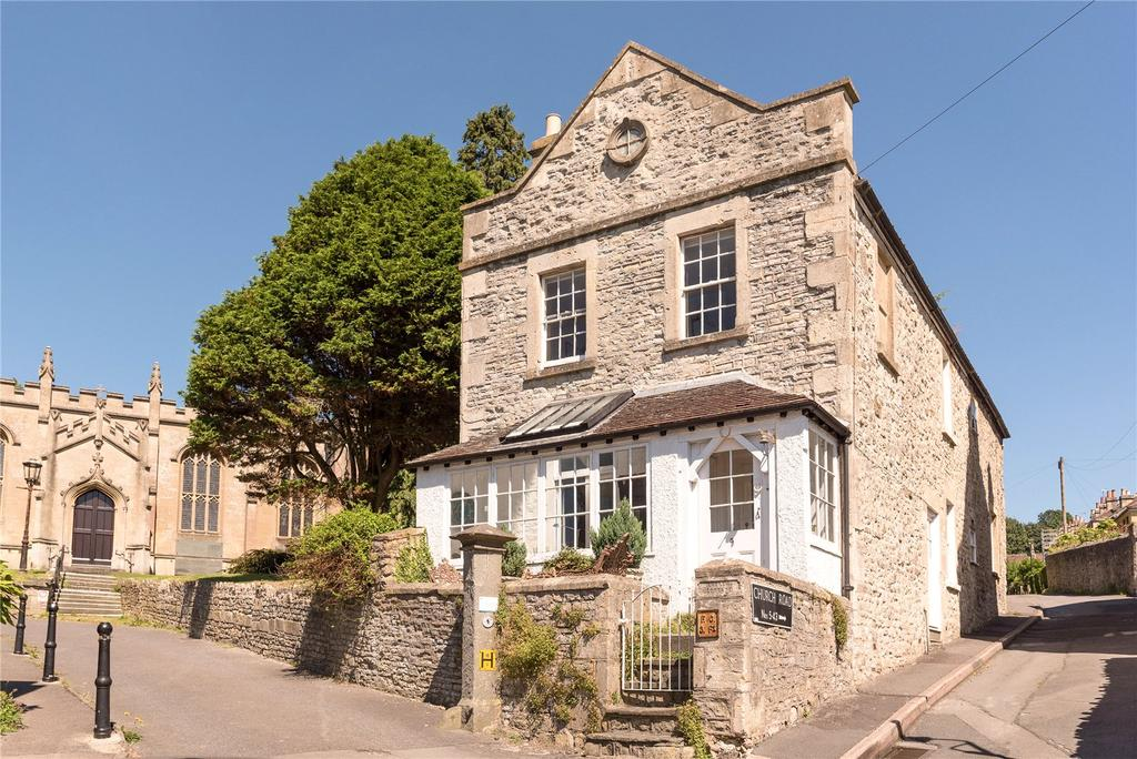 2 Bedrooms Unique Property for sale in Church Road, Weston, Bath, BA1