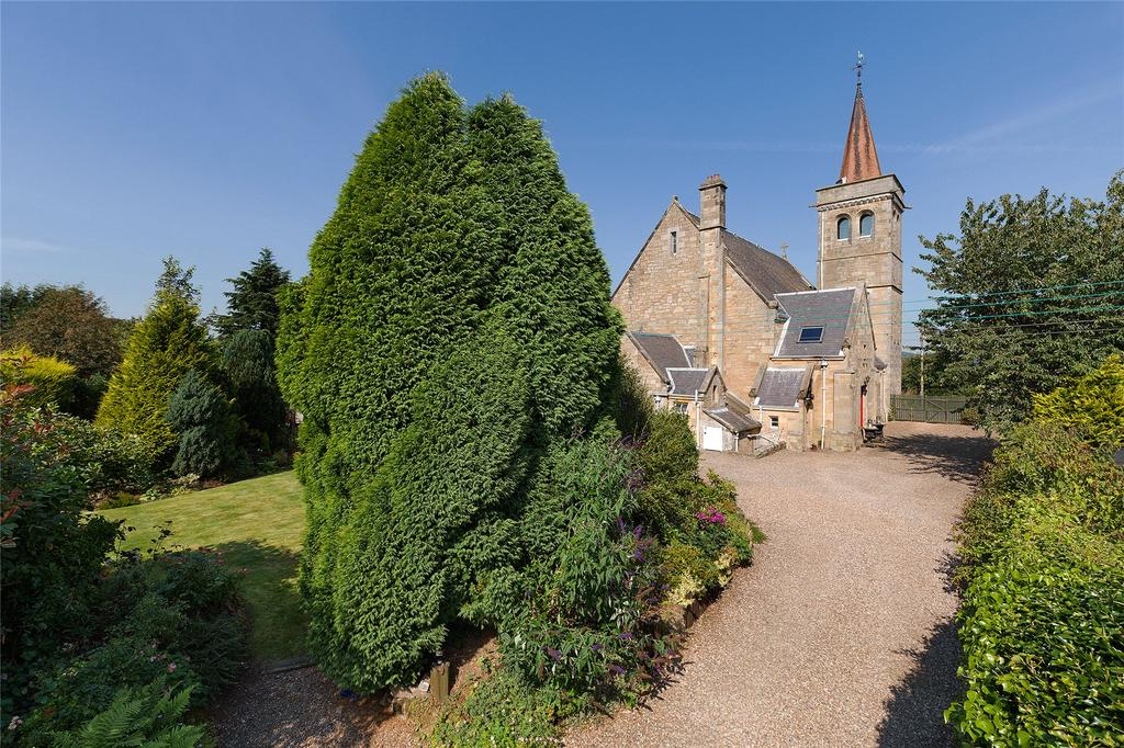 5 Bedrooms Unique Property for sale in Church House, Bow Of Fife, Cupar, KY15