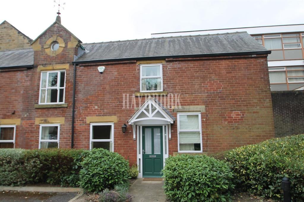 2 Bedrooms Semi Detached House for sale in 14, Vista, 36 Moorgate Road