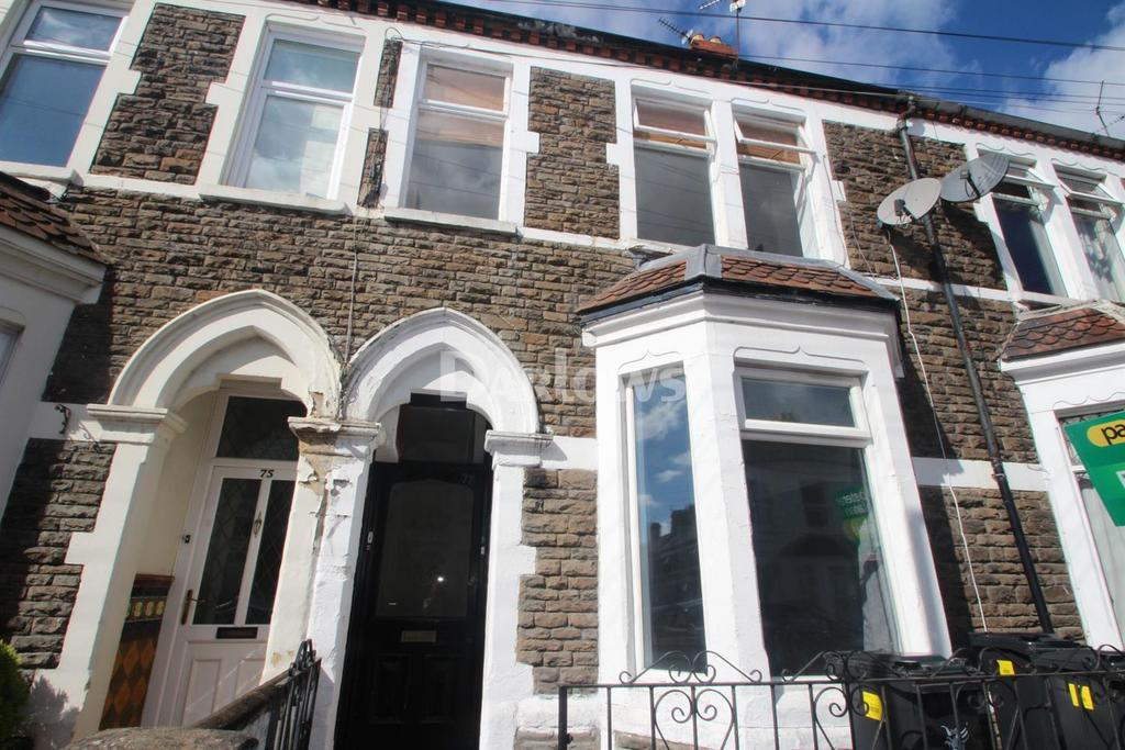 3 Bedrooms Flat for sale in Alfred Street, Roath, Cardiff