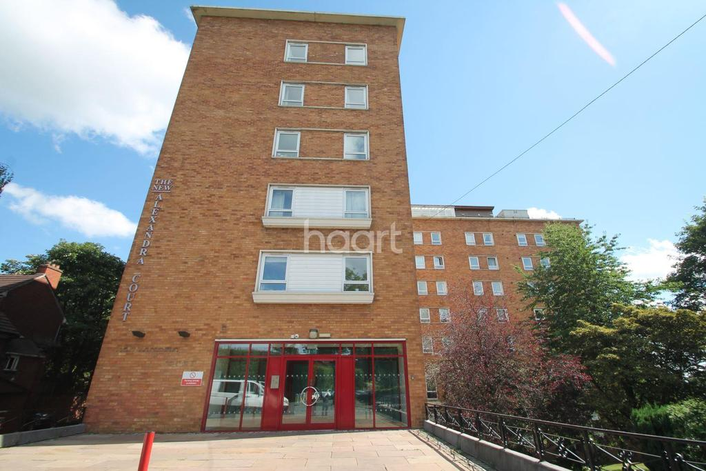 1 Bedroom Flat for sale in The New Alexandra Court, Woodborough Road