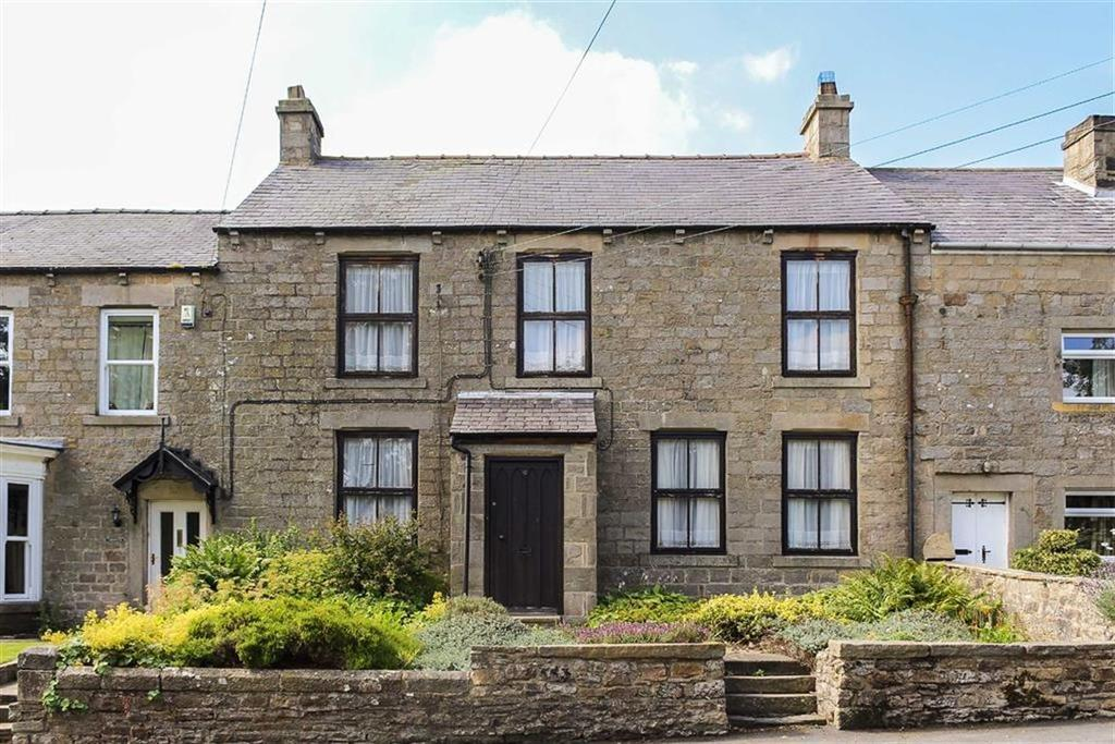 3 Bedrooms Terraced House for sale in Church Bank, Eggleston, County Durham