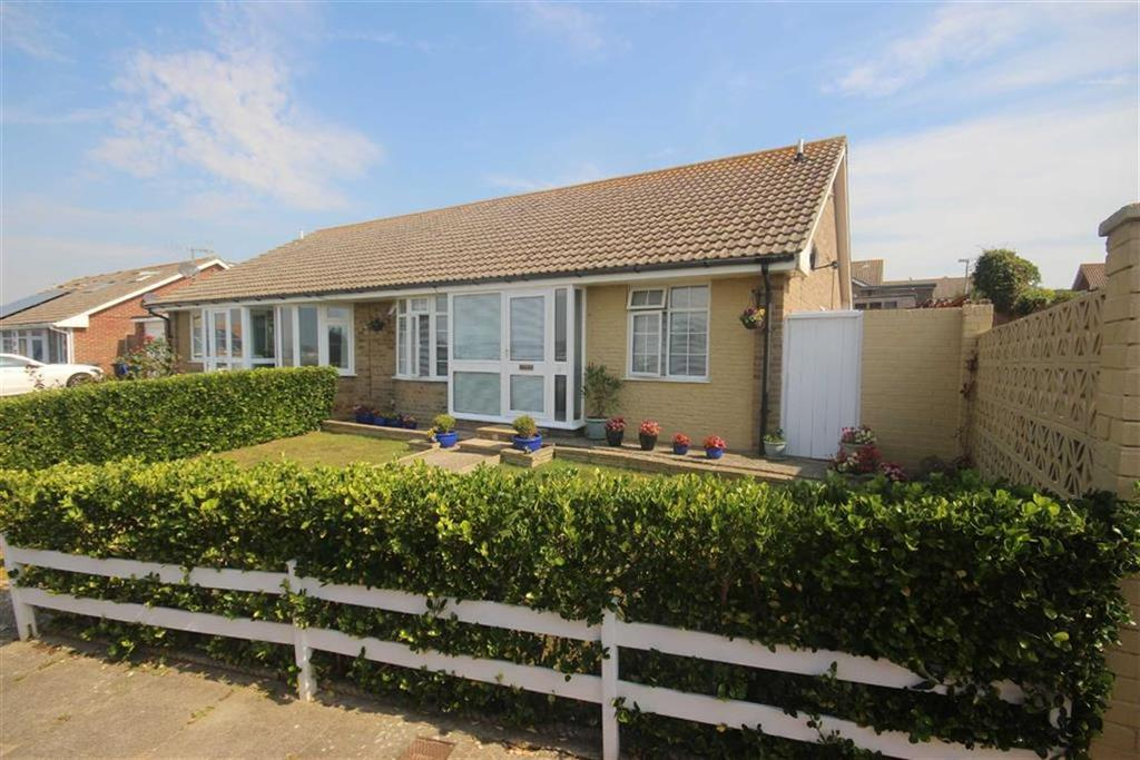2 Bedrooms Semi Detached Bungalow for sale in Harbour View Close, Seaford