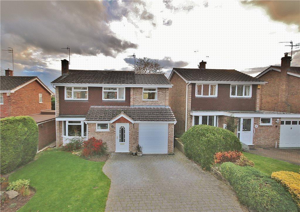 3 Bedrooms Detached House for sale in Midsummer Meadow, Inkberrow, Worcester, Worcestershire, WR7
