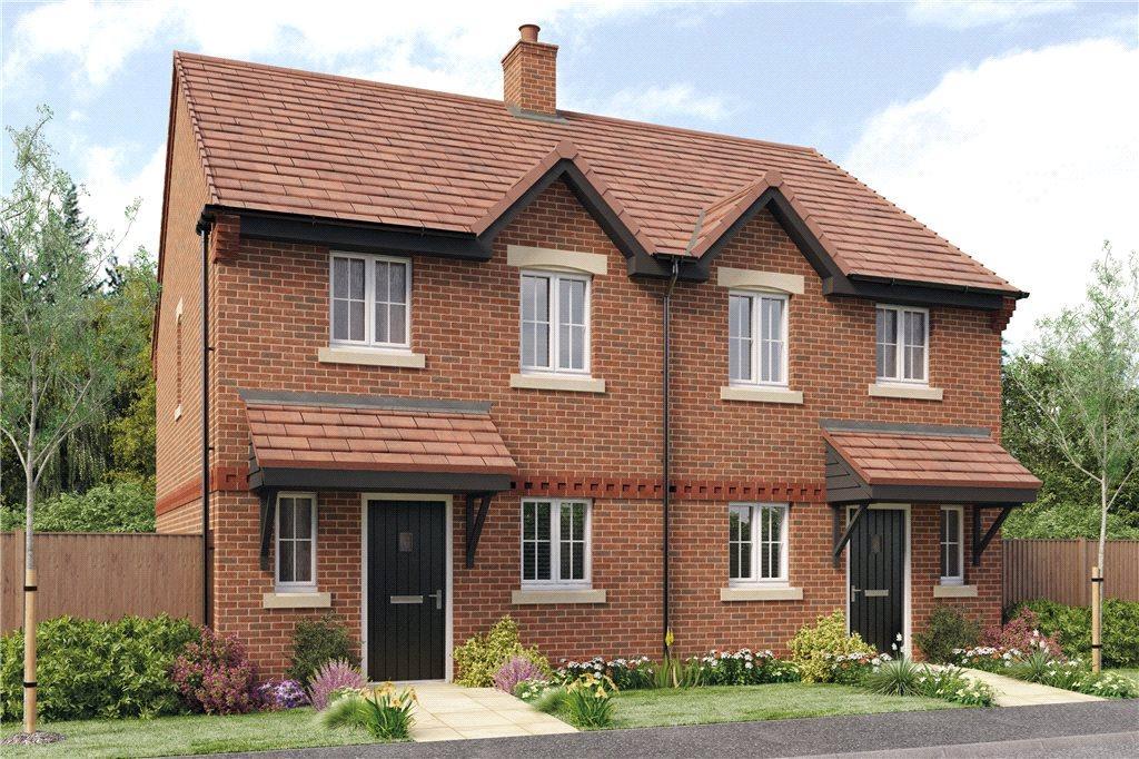 3 Bedrooms Semi Detached House for sale in Hawthorne, Montague Court, Birmingham Road, Stratford-upon-Avon, CV37