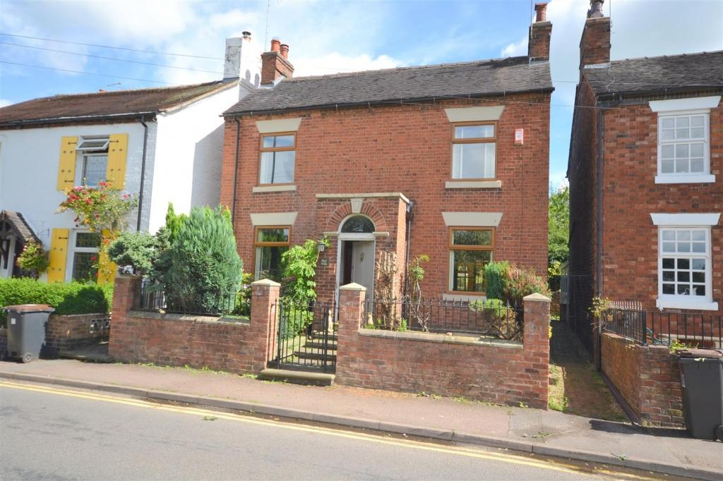4 Bedrooms Detached House for sale in Poolside, Madeley, Crewe