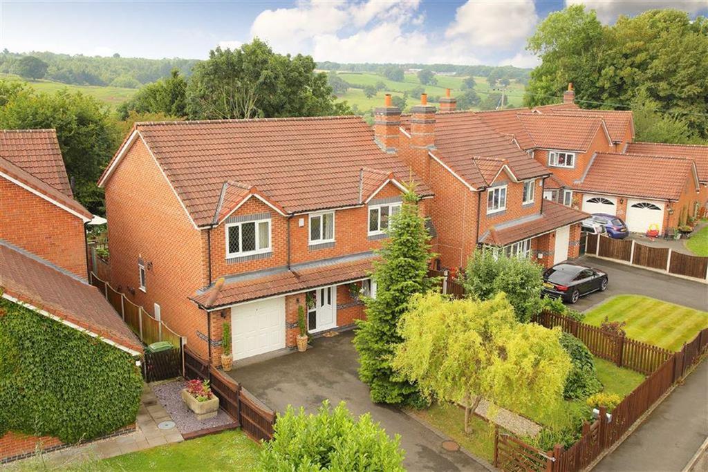 5 Bedrooms Detached House for sale in Hillcrest, Penley, LL13