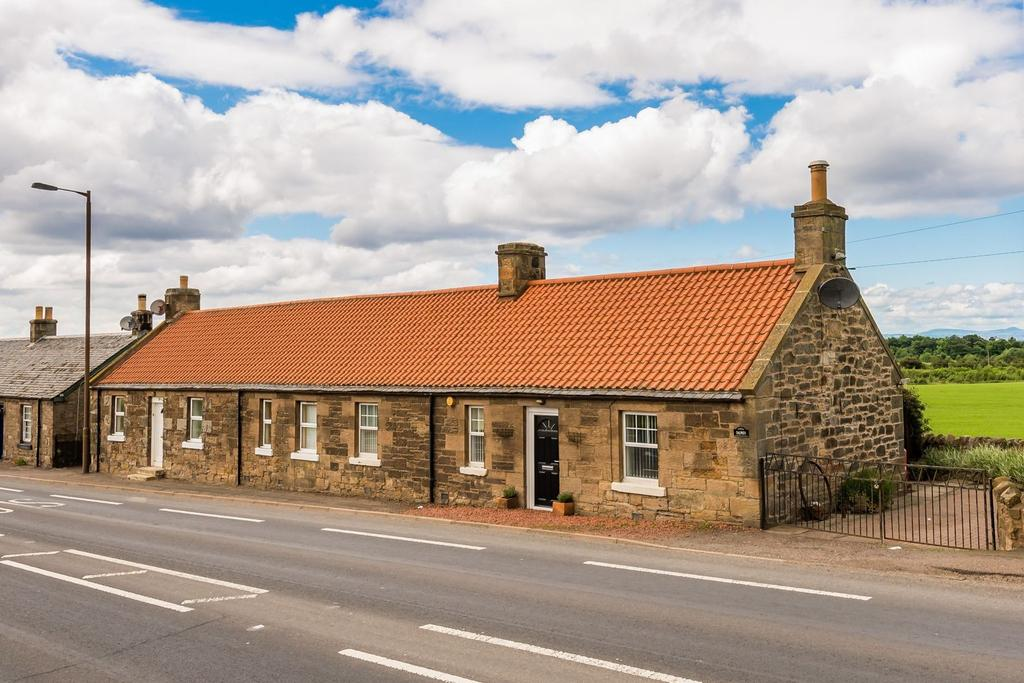 3 Bedrooms End Of Terrace House for sale in 2 Dolphingstone Cottages, Tranent, EH33 1NH