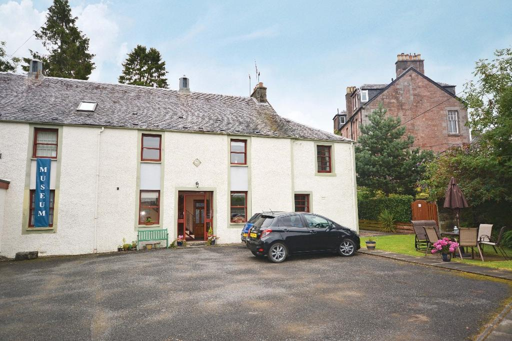 2 Bedrooms Villa House for sale in Castle Campbell Hall, 1 High Street, Dollar, Clackmannanshire, FK14 7AY
