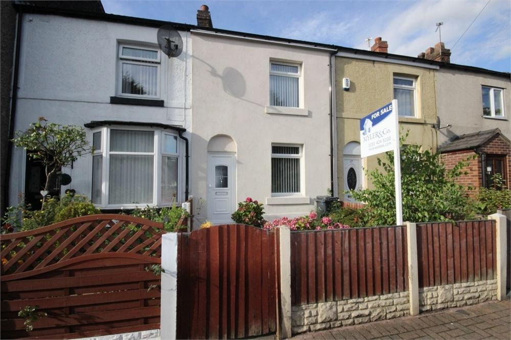 2 Bedrooms Terraced House for sale in Halton View Road, WIDNES, Cheshire