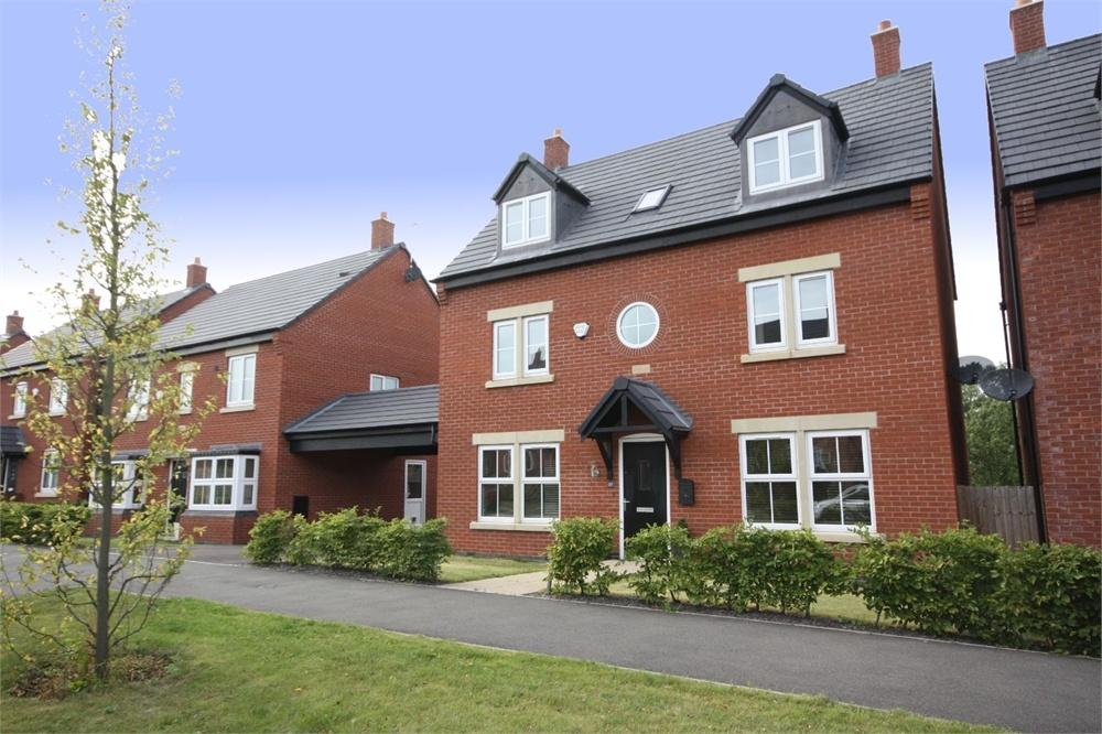 5 Bedrooms Detached House for sale in Saxon Drive, Rothley, LEICESTER