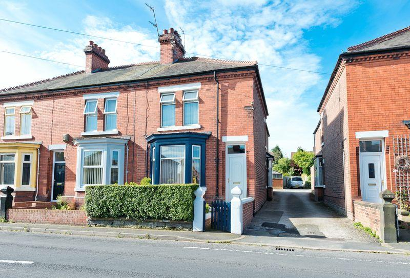 3 Bedrooms End Of Terrace House for sale in Halton Road, Runcorn