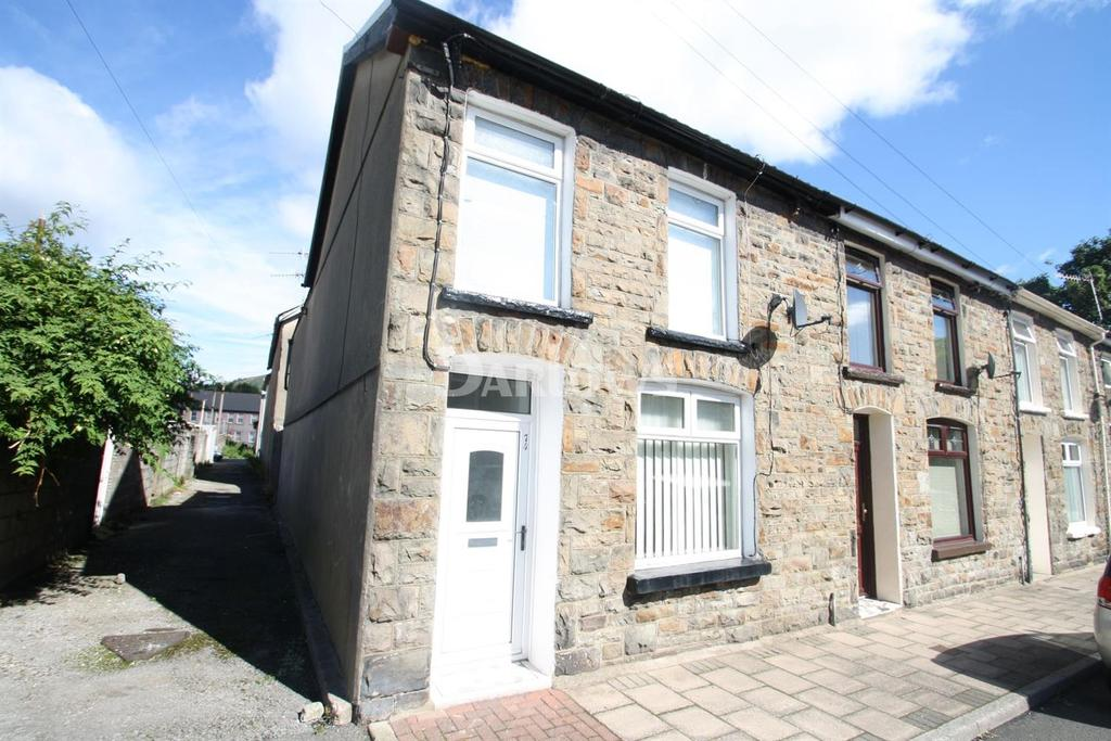 2 Bedrooms Terraced House for sale in Parry St, Ton Pentre