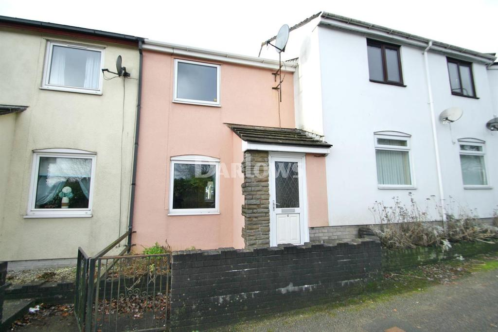 2 Bedrooms Terraced House for sale in Church Mews, Lower Park Terrace, Pontypool