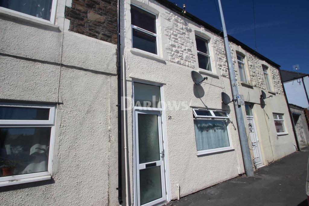 1 Bedroom Flat for sale in Pearl Street, Splott, Cardiff