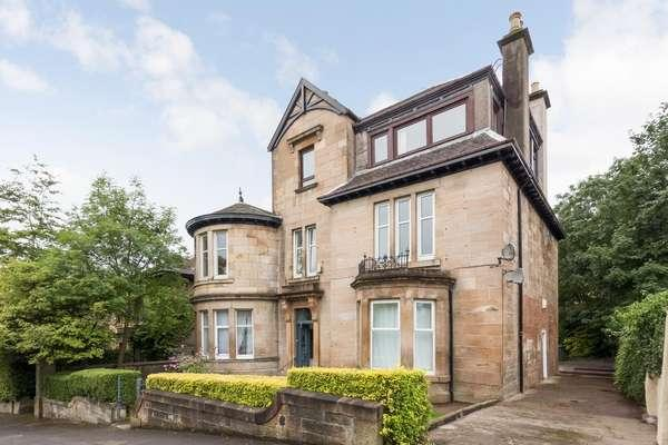 2 Bedrooms Flat for sale in 0/1, 17 Westercraigs, Glasgow, G31 2HS