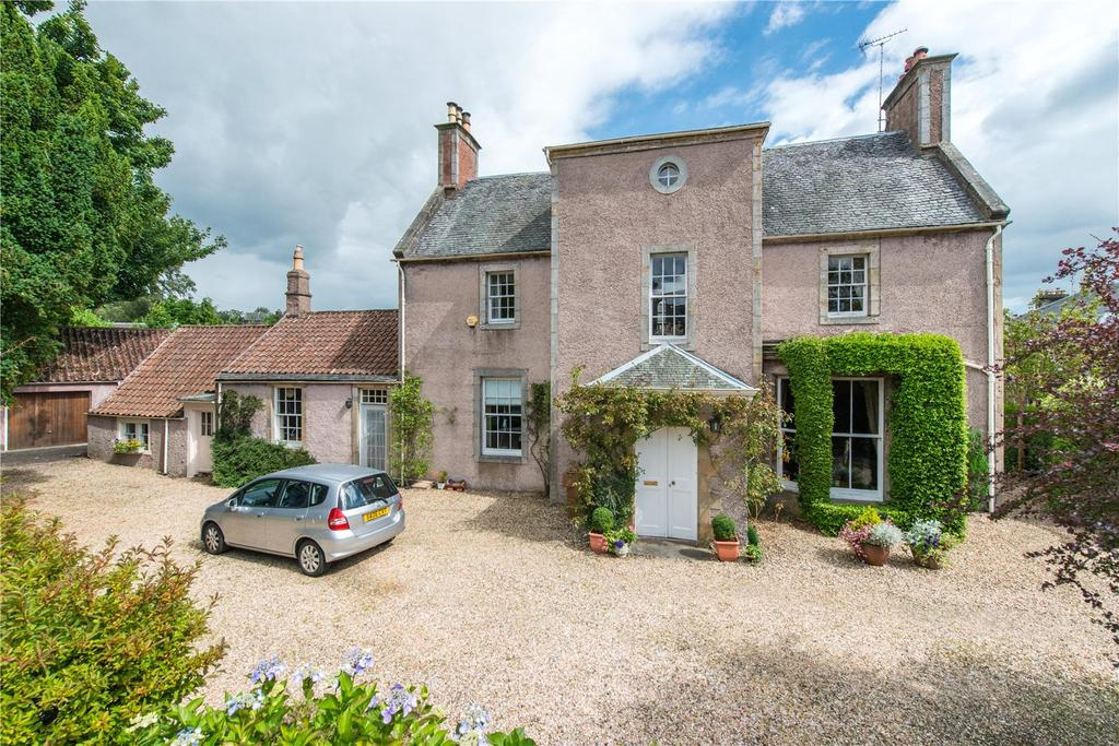 4 Bedrooms Detached House for sale in The Inclosure, Windsor Place, Stirling, Stirlingshire