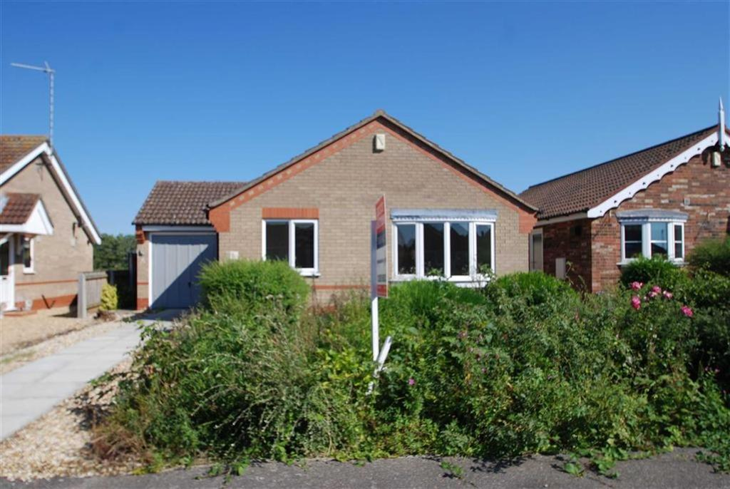 2 Bedrooms Detached Bungalow for sale in Amos Way, Sibsey, Boston