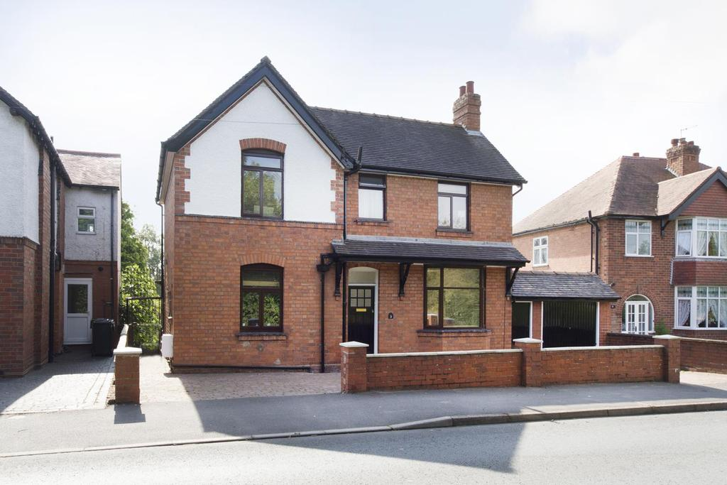 3 Bedrooms Detached House for sale in Perryfields Road, Bromsgrove