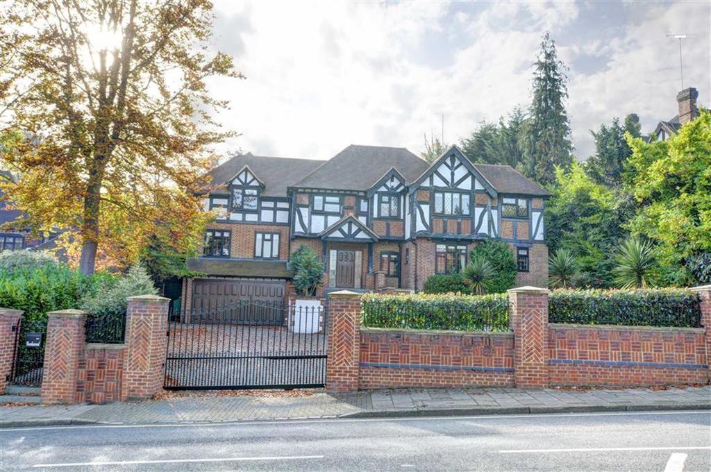 6 Bedrooms Detached House for sale in Chislehurst Road, Chislehurst, Kent