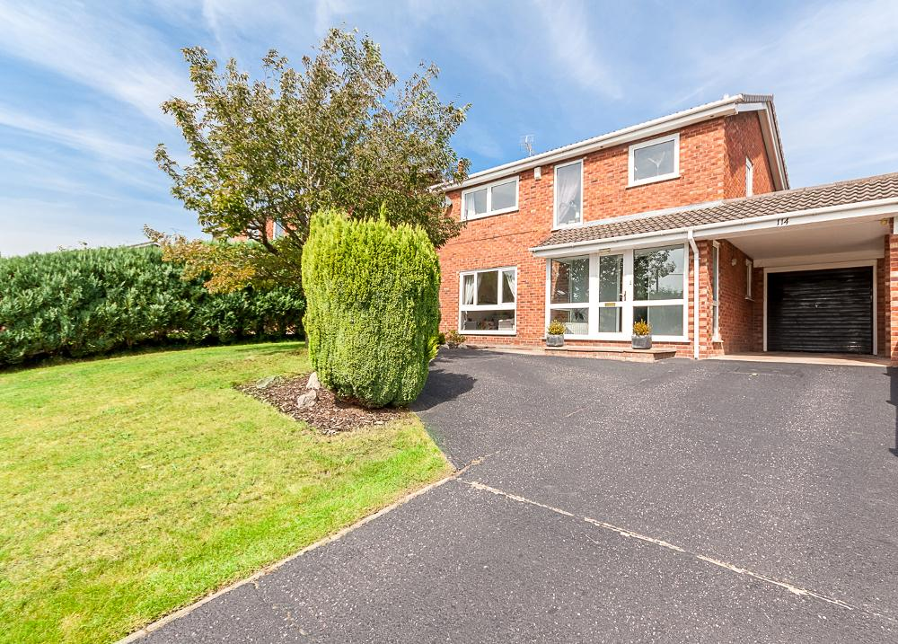 4 Bedrooms Detached House for sale in Main Road, Wybunbury