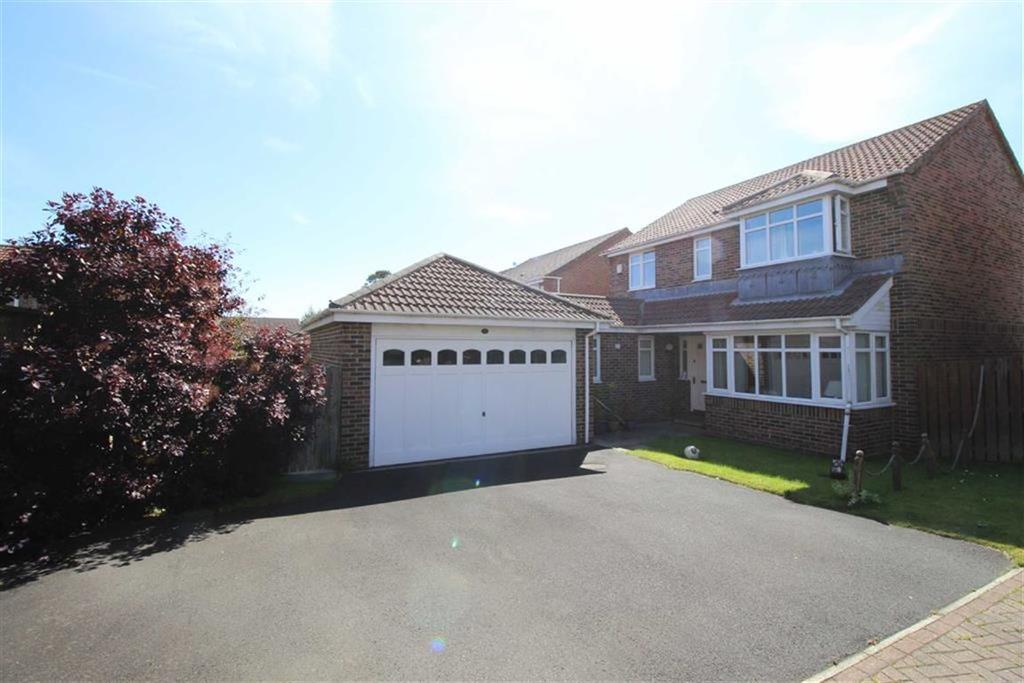 4 Bedrooms Detached House for sale in Wheatfields, Seaton Delaval