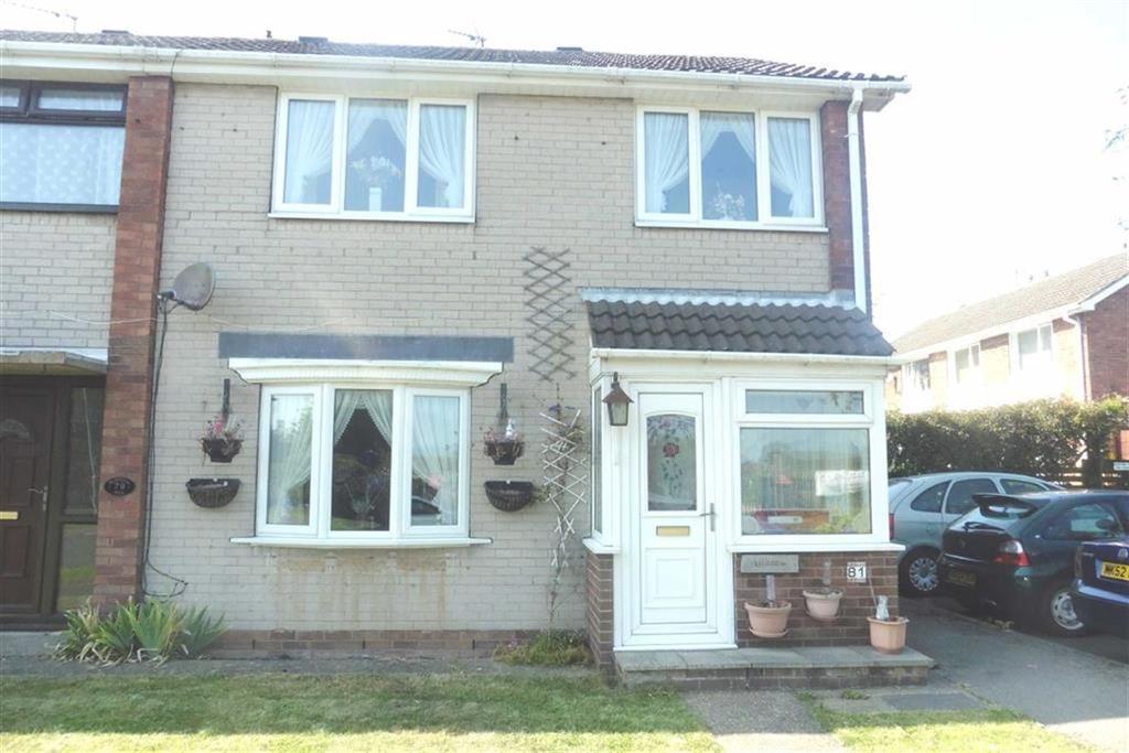 3 Bedrooms End Of Terrace House for sale in Burstall Hill, Bridlington, East Yorkshire
