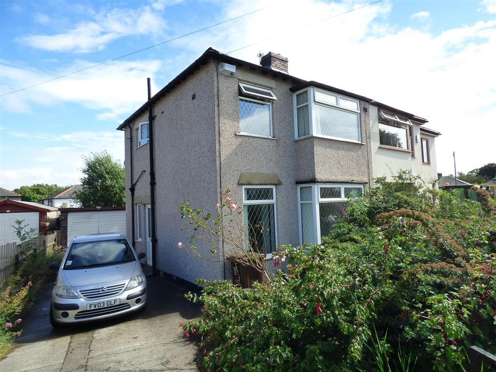 3 Bedrooms Semi Detached House for sale in Larch Drive, Odsal,Bradford, BD6 1DU