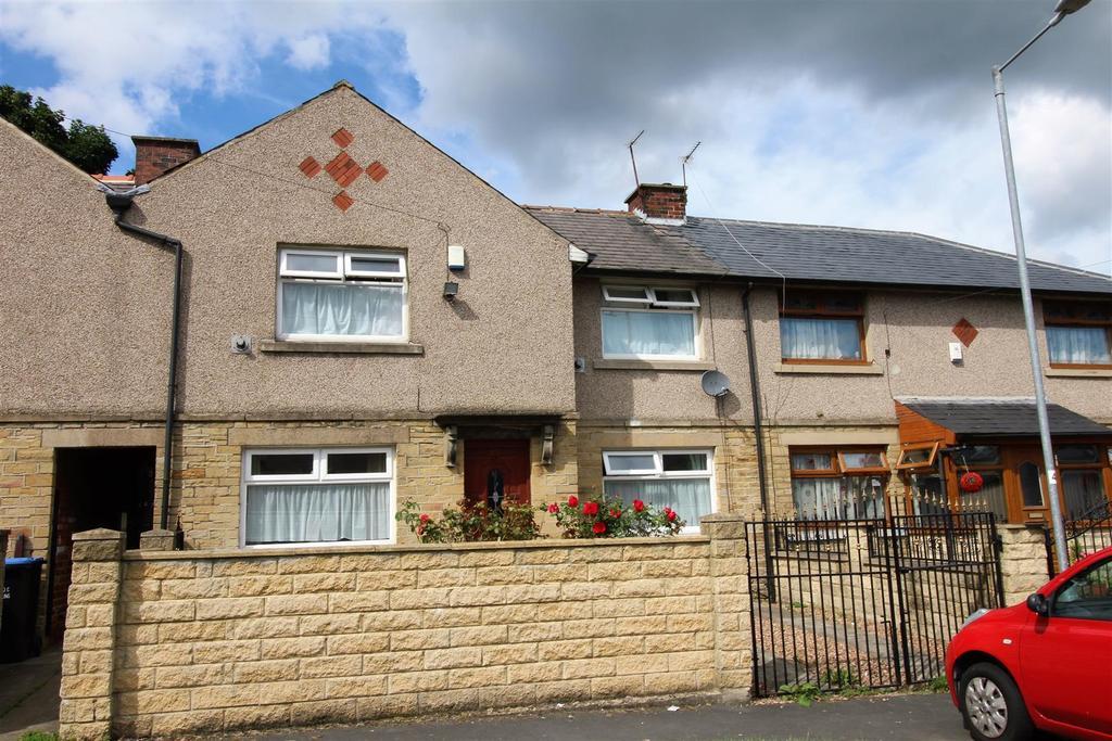 3 Bedrooms Terraced House for sale in Gloucester Avenue, Bradford BD3 7LJ