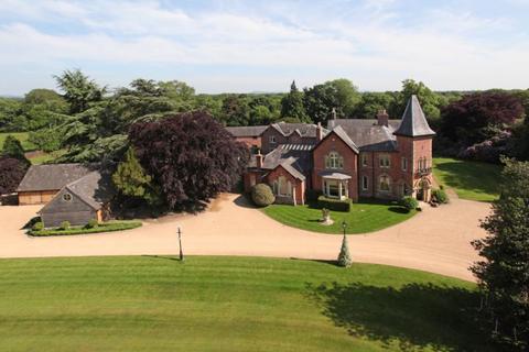11 bedroom detached house for sale - Warford Hall Drive, Great Warford, Alderley Edge, Cheshire, SK9