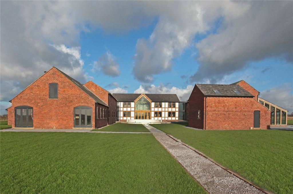 8 Bedrooms Detached House for sale in Pavement Lane, Mobberley, Cheshire, WA16