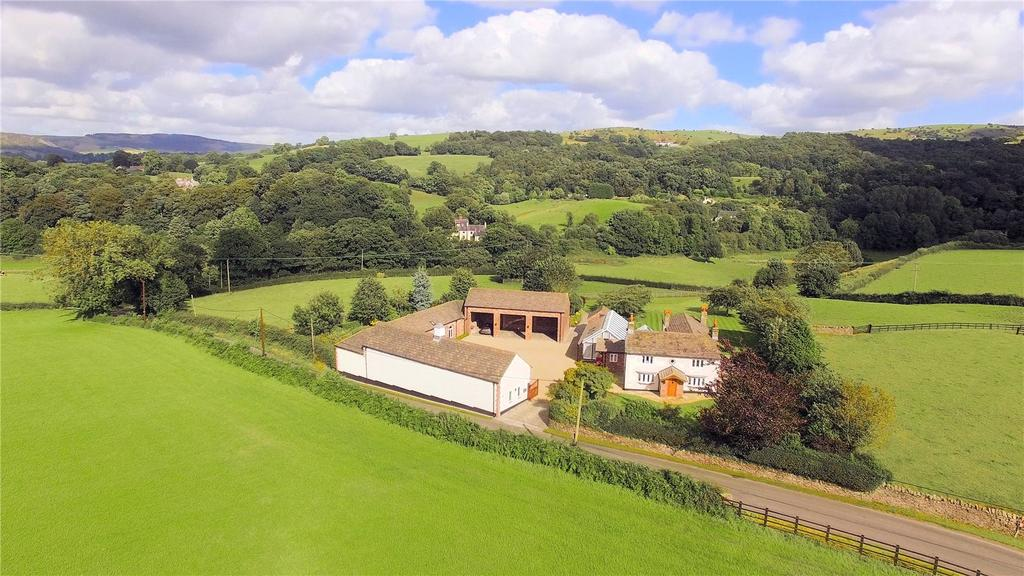 5 Bedrooms Detached House for sale in Woodhouse End Road, Gawsworth, Macclesfield, Cheshire, SK11