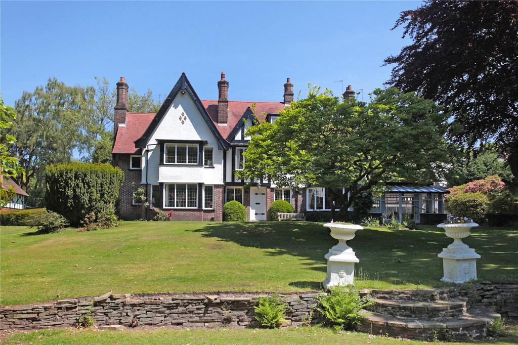 7 Bedrooms Detached House for sale in Charcoal Road, Bowdon, Cheshire, WA14