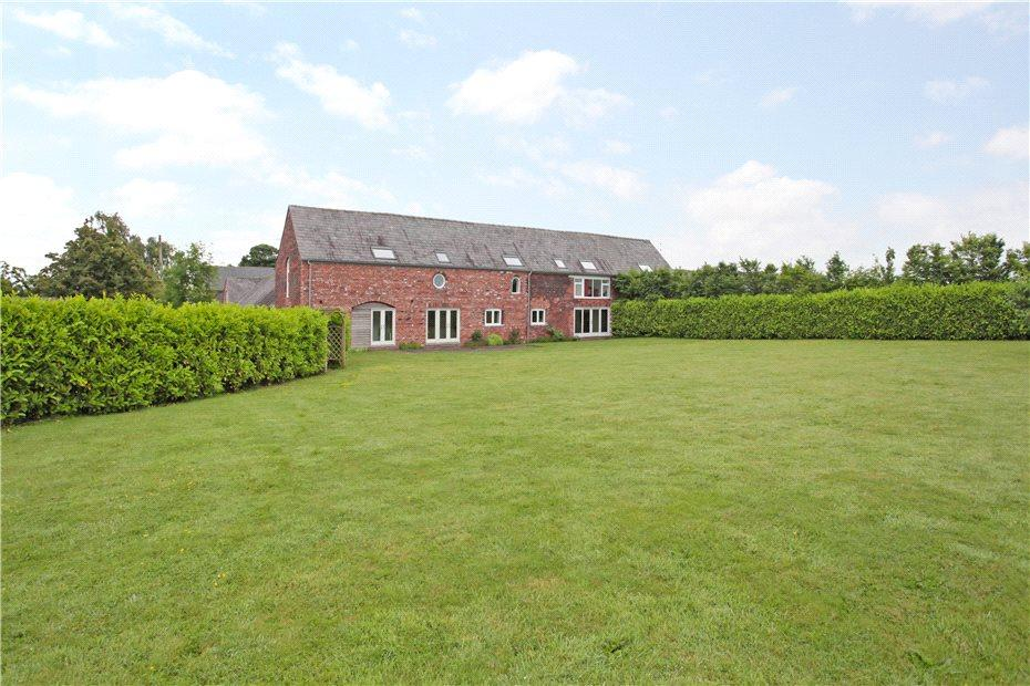 5 Bedrooms Barn Conversion Character Property for sale in Broad Lane, Grappenhall, Warrington, Cheshire, WA4