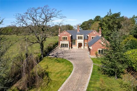 5 bedroom detached house for sale - Withinlee Road, Mottram St Andrew, Macclesfield, Cheshire, SK10