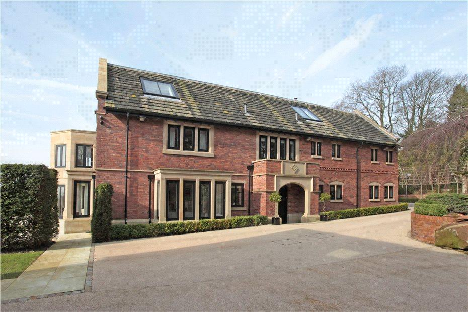 6 Bedrooms Detached House for sale in Macclesfield Road, Alderley Edge, Cheshire, SK9