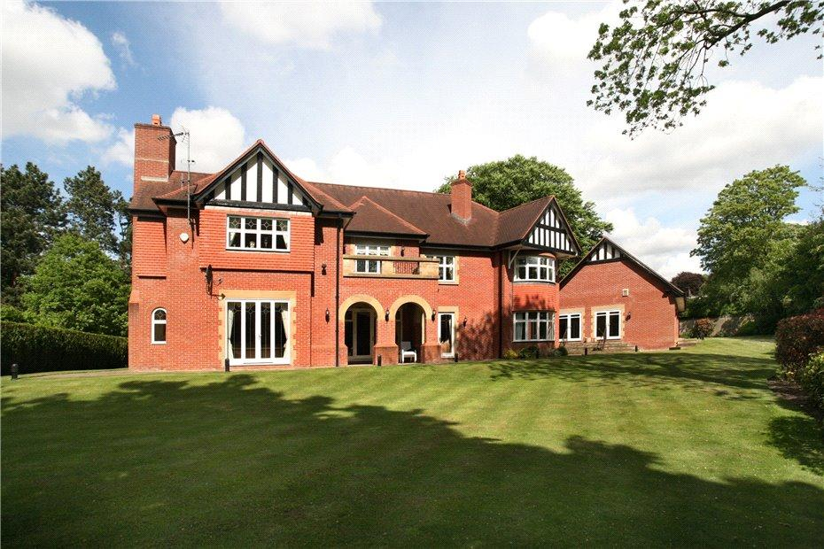 5 Bedrooms Detached House for sale in Devisdale Road, Bowdon, Cheshire, WA14