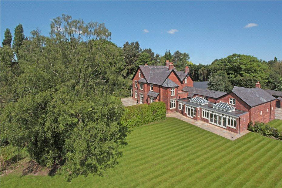 6 Bedrooms Detached House for sale in Swettenham, Congleton, Cheshire, CW12