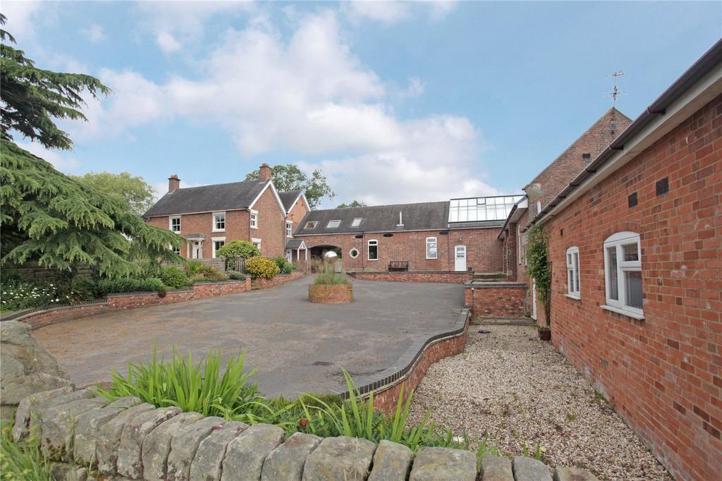 7 Bedrooms Detached House for sale in Barrow Hill, Rocester, Uttoxeter, Staffordshire, ST14
