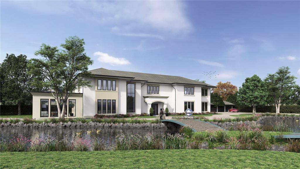 6 Bedrooms Detached House for sale in Whitebarn Road, Alderley Edge, Cheshire, SK9