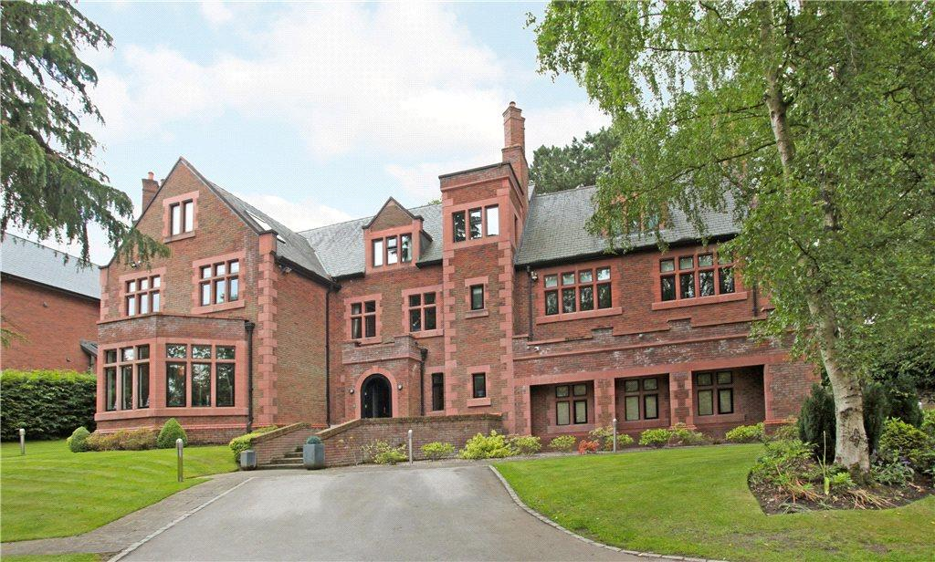 7 Bedrooms Detached House for sale in Macclesfield Road, Alderley Edge, Cheshire, SK9