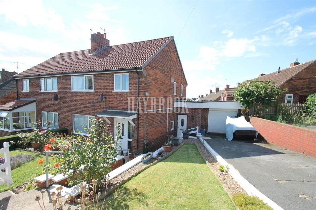 3 Bedrooms Semi Detached House for sale in Moorland Crescent, Whiston