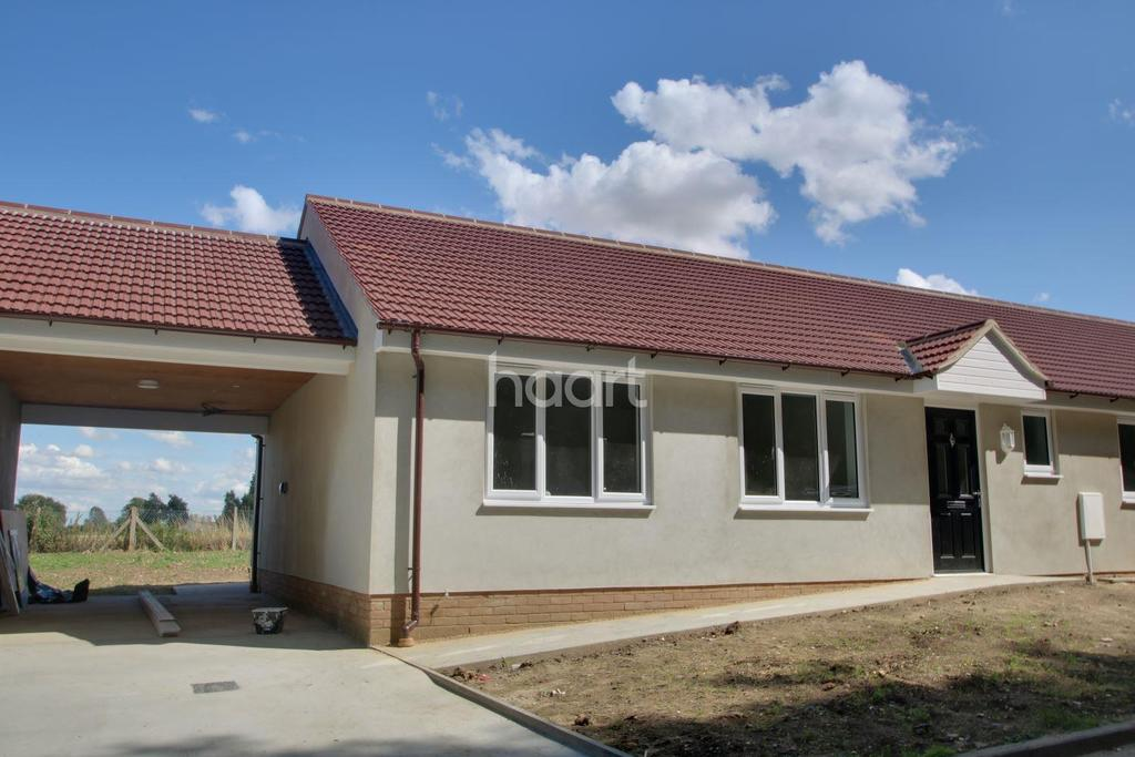 3 Bedrooms Bungalow for sale in Bobbys Way