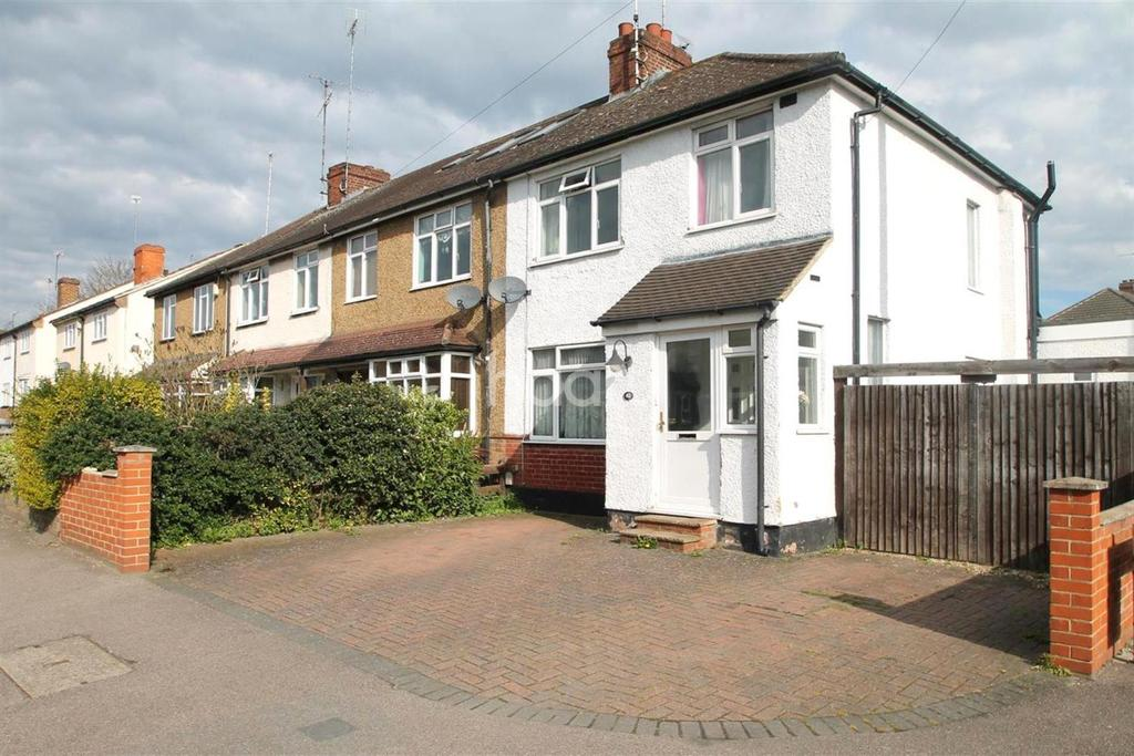 3 Bedrooms End Of Terrace House for sale in Perry Hall Road, Orpington